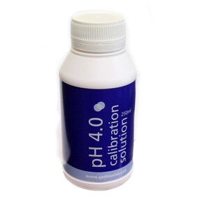 pH 4.0 Calibration Solution 250ml