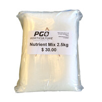 Vegetative Hydroponic Nutrient 2.5kg